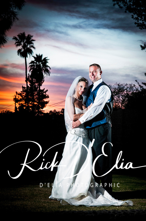 ©RIck D'Elia/D'Elia Photographic. Racheal and Don Gilbert.