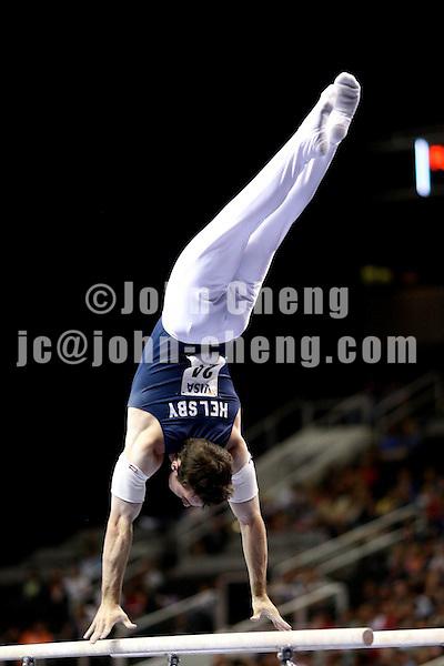 Photo by John Cheng - VISA Championships 2007 in San Jose, CA.Helsby