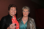 Maggs Kirk and MAggie McGuinness.at the Mattock Rangers fashion show..Picture: Fran Caffrey / www.newsfile.ie ..