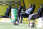 ; 1. Fussball-Bundesliga; Borussia Dortmund - TSG Hoffenheim am 27.06.2020 im Signal-Iduna-Park in Dormund (Nordrhein-Westfalen). <br /> <br /> FOTO: BEAUTIFUL SPORTS/WUNDERL/POOL/PIX-Sportfotos<br /> <br /> DFL REGULATIONS PROHIBIT ANY USE OF PHOTOGRAPHS AS IMAGE SEQUENCES AND/OR QUASI-VIDEO. <br /> <br /> EDITORIAL USE OLNY.<br /> National and<br /> international NewsAgencies OUT.<br /> <br /> <br /> <br /> Foto © PIX-Sportfotos *** Foto ist honorarpflichtig! *** Auf Anfrage in hoeherer Qualitaet/Aufloesung. Belegexemplar erbeten. Veroeffentlichung ausschliesslich fuer journalistisch-publizistische Zwecke. For editorial use only. DFL regulations prohibit any use of photographs as image sequences and/or quasi-video.