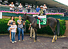 Go Daddy Girl winning at Delaware Park on 7/4/16