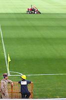CURITIBA, PR, 22.03.2014 - COPA DO MUNDO/ FIFA / ARENA DA BAIXADA - Vista do estádio Arena da Baixada , estádio que receberá quatro partidas da primeira fase da Copa do Mundo de 2014. Cerca de 60 técnicos da Fifa acompanhados por equipes da Prefeitura de Curitiba e do governo do Paraná, realizam avaliação técnica do estádio Arena da Baixada na manha deste sábado(22), analisam a questão operacional . (Foto: Paulo Lisboa / Brazil Photo Press)
