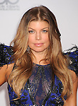 LOS ANGELES, CA. - November 21: Fergie of the Black Eyed Peas arrives at the 2010 American Music Awards held at Nokia Theatre L.A. Live on November 21, 2010 in Los Angeles, California.