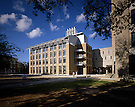 Wison Architects.Meryl & Sam Israel Research Building.Tulane University.New Orleans, La.