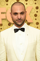LOS ANGELES - SEP 22:  Michael Mando at the Primetime Emmy Awards - Arrivals at the Microsoft Theater on September 22, 2019 in Los Angeles, CA