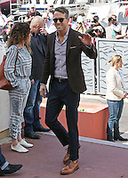 Ryan Reynolds arrives at the Palais des Festivals -  67th Annual Cannes Film Festival - France