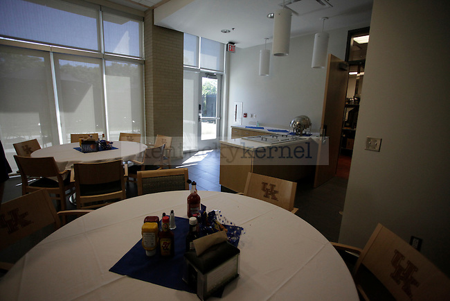 The new Wildcat Coal Lodge on Wednesday, Sept. 19, 2012. Photo by Latara Appleby | Staff