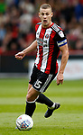 Paul Coutts of Sheffield Utd in action during the Championship match at Bramall Lane Stadium, Sheffield. Picture date 16th September 2017. Picture credit should read: Simon Bellis/Sportimage