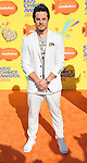 Casper Smart arriving at Nickelodeon's 28th Kids' Choice Awards 2015, held at The Forum in Los Angeles Ca. March 28, 2015