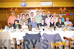 Danny Herlihy,  seated centre celebrated his 21th birthday with family and friends at Leen's Hotel Abbeyfeale on saturday night.   Copyright Kerry's Eye 2008