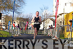 Aidan McCarthy at the Valentines 10 mile road race in Tralee on Saturday.
