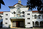 TANZANIA Tanga, Sisal Board in Katani House / TANSANIA Tanga, Sisal Board im Katani House