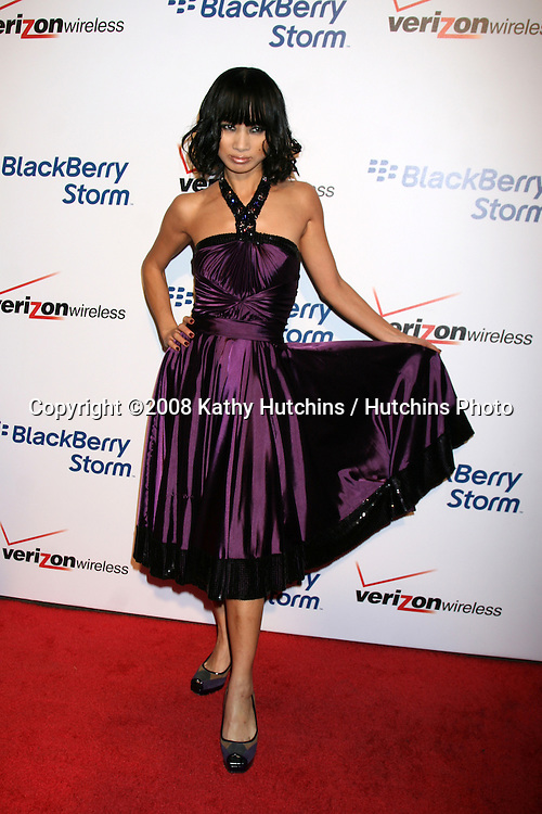 Bai Ling arriving to the Blackberry Storm Event, at Avalon in Hollywood, CA  on.October 29, 2008.©2008 Kathy Hutchins / Hutchins Photo...                .