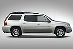 Profile side view of a  2006 GMC Envoy Denali