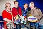 Winnie Knightley, Martha Foley, June Noonan and Samantha Knightley at the St Johns Christmas Fair in Teach an tSolais on Saturday morning.