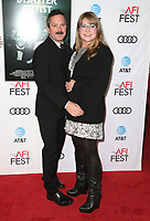 12 November 2017 - Hollywood, California - Thomas Lennon, Jenny Robertson. &quot;The Disaster Artist&quot; AFI FEST 2017 Screening held at TCL Chinese Theatre. <br /> CAP/ADM/FS<br /> &copy;FS/ADM/Capital Pictures