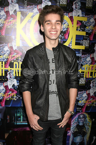 LOS ANGELES - SEPTEMBER 23: Dyllan Murray at the KODE Magazine October 2015 Issue Party at the The Well on September 23, 2015 in Los Angeles, CA . Credit: David Edwards/MediaPunch