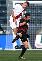 Chester, PA. - Sunday, December 10, 2017: Stanford University defeated Indiana University 1-0 in the final of the 2017 College Cup at Talen Energy Stadium.