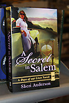 "Sheri Anderson wrote ""Secret in Salem"" (was head writer of Days and wrote at Santa Barbara, Guiding Light, General Hospital and head writer for Another World) at a book signing for ""Days Of Our Lives: A celebration in Photos - 45 years"" on February 25, 2011 at the NBC Experience Store, Rockefeller Center, New York City, New York. (Photo by Sue Coflin/Max Photos)"