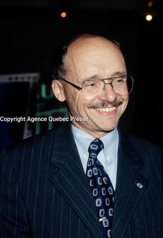 Montreal (Qc) CANADA - file photo 1997 ca, Don Boudrias