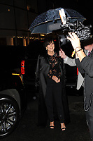 www.acepixs.com<br /> April 19, 2017 New York City<br /> <br /> Kris Jenner was seen arriving to the Harper's Bazaar 150th Anniversary celebration at the Rainbow Room on April 19, 2017 in New York City.<br /> <br /> Credit: Kristin Callahan/ACE Pictures<br /> <br /> Tel: (646) 769 0430<br /> e-mail: info@acepixs.com