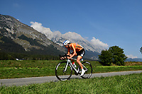 Picture by Alex Broadway/SWpix.com - 29/09/2018 - Cycling 2018 Road Cycling World Championships Innsbruck-Tirol, Austria - Women's Elite Road Race - Annemiek van Vleuten of The Netherlands.