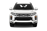 Car photography straight front view of a 2020 Mitsubishi Outlander Sport GT 5 Door SUV