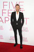 LOS ANGELES, CA - MARCH 7: Brian Tyler, at The Premiere Of Lionsgate's &quot;Five Feet Apart&quot; at The Fox Bruin Theatre in Los Angeles, California on March 7, 2019. <br /> CAP/MPI/SAD<br /> &copy;SAD/MPI/Capital Pictures