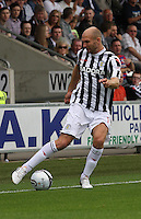 Sam Parkin in the St Mirren v Hibernian Clydesdale Bank Scottish Premier League match played at St Mirren Park, Paisley on 18.8.12.