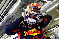 10th July 2020; Styria, Austria; FIA Formula One World Championship 2020, Grand Prix of Styria free practice sessions;  33 Max Verstappen NLD, Aston Martin Red Bull Racing