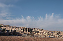 A home in the Abu Nowar Bedouin community.  Already served demolition orders, the 118-person community bides time, squeezed between Ma'aleh Adumim on one side and a military base on the other.