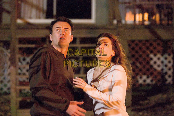 JULIAN McMAHON & SANDRA BULLOCK.in Premonition .**Editorial Use Only**.CAP/FB.Supplied by Capital Pictures