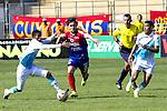 En el estadio Departamental Libertad de San Juan de Pasto, Deportivo Pasto venció 2-0 a Jaguares de Córdoba, en el tercer partido de la tercera jornada del Torneo Finalización de la Liga Águila 2015.