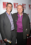 Tom Kirdahy & Terrence McNally.attending the After Party for the MCC Theater World Premiere Production of 'The Submission' at 49 Grove in  New York City.