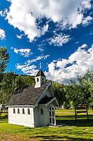 Old Local Church in Canada