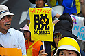Tokyo, Japan - June 17: A woman held a sign against nuclear power plants in Japan during a demonstration at Mitaka, Tokyo, Japan on June 17, 2012. As Japanese Government decided to restart Oi Nuclear Power Plants No.3 and 4 in Fukui, people spoke up against the restart throughout the nation..