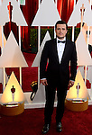 US-LOS ANGELES-87TH OSCARS-RED CARPET<br /> Actor Josh Hutcherson arrives for the red carpet of the 87th Academy Awards at the Dolby Theater. <br /> Los Angeles, USA - 22/02/2015.
