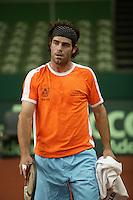 8-2-06, Netherlands, tennis, Amsterdam, Daviscup.Netherlands Russia,