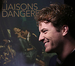 Josh Salt  attends the Broadway Opening Night Performance After Party for 'Les Liaisons Dangereuses'  at Gotham Hall on October 30, 2016 in New York City.