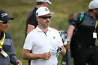 Mikko Korhonen (FIN) during a practice round ahead of the 148th Open Championship, Royal Portrush Golf Club, Portrush, Antrim, Northern Ireland. 16/07/2019.<br /> Picture David Lloyd / Golffile.ie<br /> <br /> All photo usage must carry mandatory copyright credit (© Golffile | David Lloyd)