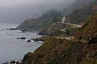 Big Sur California, June 18, 2007.