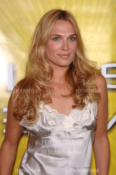 Actress MOLLY SIMS at cocktail party in Beverly Hills for the new season of the NBC TV series Las Vegas in which she stars..July 24, 2005  Los Angeles, CA.© 2005 Paul Smith / Featureflash