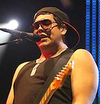IRVINE, CA. - June 05: Rome Ramirez of Sublime  performs at the 2010 Los Angeles KROQ Weenie Roast at Verizon Wireless Amphitheater on June 5, 2010 in Irvine, California.
