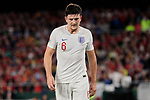 England's Harry Maguire during UEFA Nations League 2019 match between Spain and England at Benito Villamarin stadium in Sevilla, Spain. October 15, 2018. (ALTERPHOTOS/A. Perez Meca)