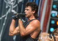 Rick Springfield 1983<br /> Photo By John Barrett/PHOTOlink
