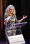 Blythe Danner  during the presentation of the 2013 Actors Fund Annual Gala honoring Robert De Niro at the Mariott Marquis Hotel in New York on 4/29/2013...