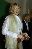 Martha Stuart arrives at the White House on December 20, 2000 in Washington DC. Stuart was attending a dinner hosted by United States President Bill Clinton for the National Medal of Arts awardees..Credit: Mark Wilson / Pool via CNP
