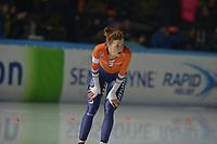 SCHAATSEN: AMSTERDAM: Olympisch Stadion, 10-03-2018, WK Allround, Coolste Baan van Nederland, 5000m Ladies, Ireen Wüst (NED), ©foto Martin de Jong