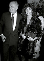 Bill Blass and Jaclyn Smith Undated<br /> CAP/MPI/PHL/JB<br /> &copy;JB/PHL/MPI/Capital Pictures