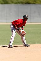 Raul Navarro - Arizona Diamondbacks, 2009 Instructional League.Photo by:  Bill Mitchell/Four Seam Images..